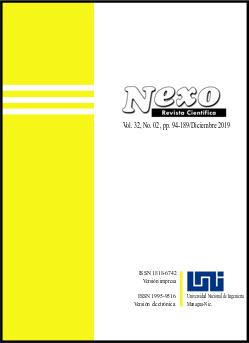 Ver Vol. 32 Núm. 02 (2019)