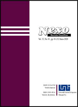 Ver Vol. 33 Núm. 01 (2020)