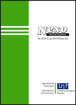 Ver Vol. 34 Núm. 02 (2021)