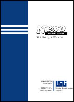 Ver Vol. 31 Núm. 01 (2018)