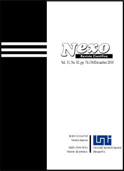 Ver Vol. 31 Núm. 2 (2018)