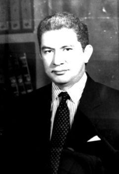 Abg. Jorge Omar Casco Zelaya Director del Instituto de Investigación Jurídica (1983-1986)