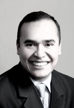Abg. Luis Alonso Discua Cerrato, Director del Instituto de Investigación Jurídica (2014)