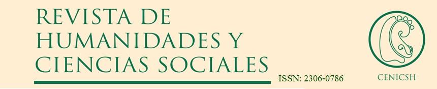 Revista de Humanidades y Ciencias Sociales