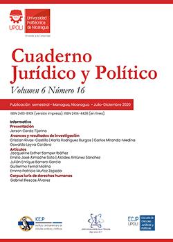Ver Vol. 6 Núm. 16 (2020)