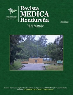 Portada Revista Médica Hondureña