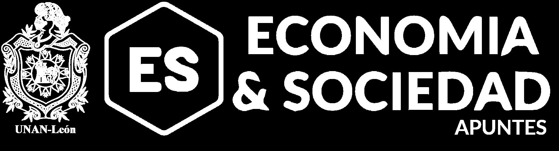 Logo de Portada, Revista Científica Apuntes de Economía y Sociedad